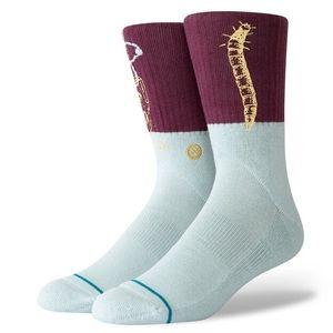 Stance Skate Socks Science Medium 6-8.5